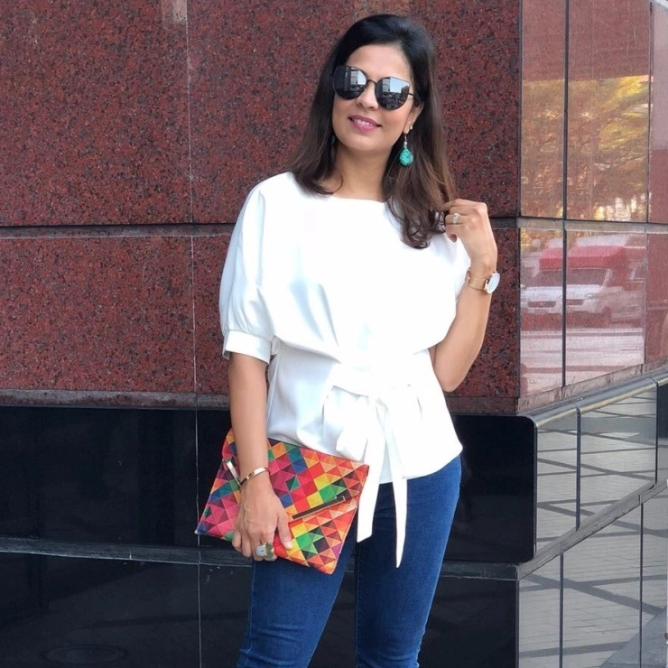 Richa Fashion Blogger